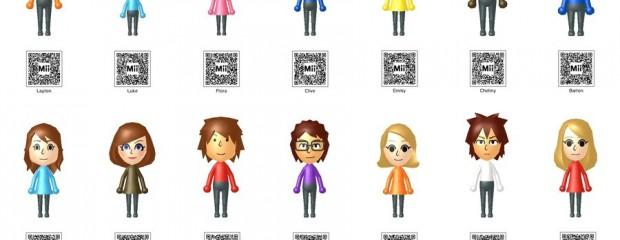 89 Miis célèbres rien que pour vous! < News < Puissance Nintendo