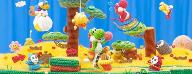 Preview de Yoshi's Woolly World