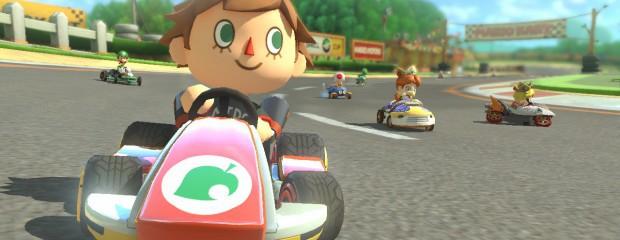 test du 2e DLC Mario Kart 8
