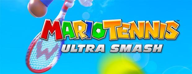 Test de Mario Tennis Ultra Smash sur Wii U