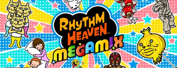 Test de Rhythm Paradise Megamix