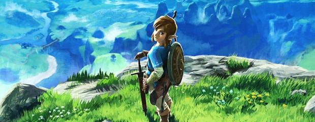 Preview de The Legend of Zelda: Breath of the Wild