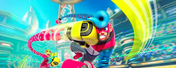 Nintendo Direct Spécial ARMS