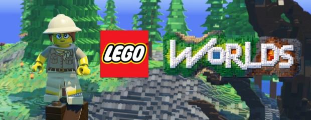 Test de LEGO Worlds sur Switch