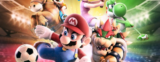 Test de Mario Sports Superstars