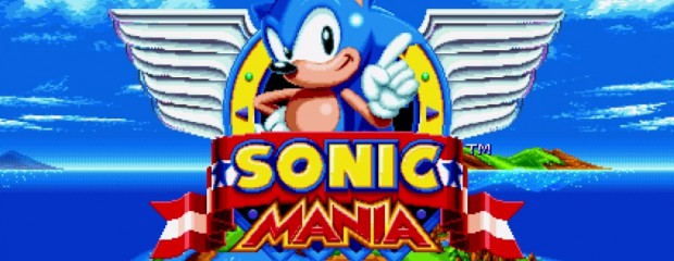 Test de Sonic Mania sur Switch