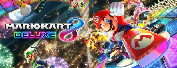 Preview de Mario Kart 8 Deluxe
