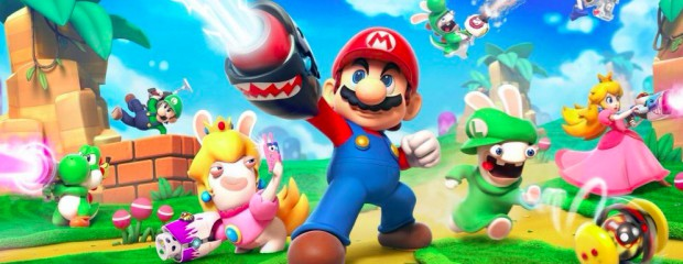 Nos impressions sur Mario + Lapins Crétins Kingdom Battle
