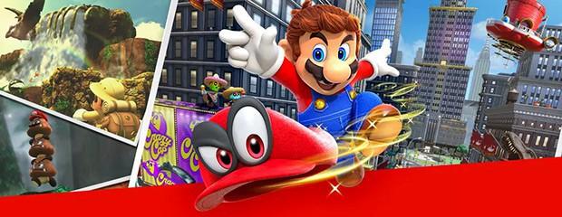 Nos impressions sur Super Mario Odyssey