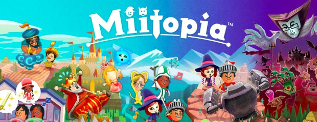Test de Miitopia (3DS)