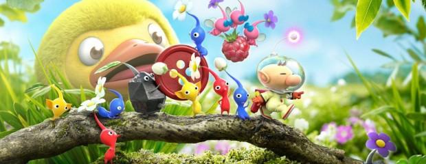 Test de Hey! Pikmin sur 3DS