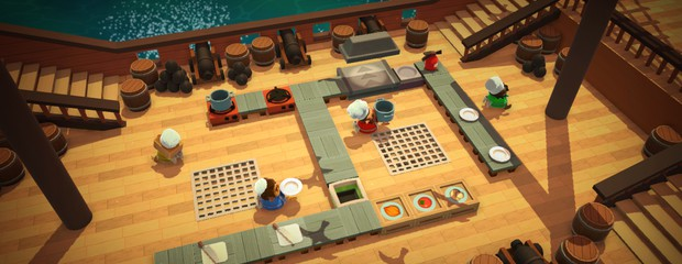 Test d'Overcooked Special Edition