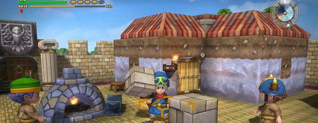 Preview de Dragon Qu'est Builders