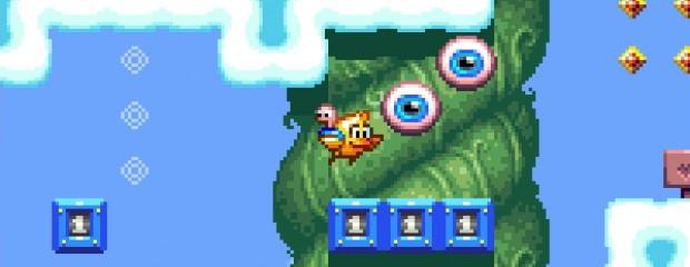 Test de Chicken Wiggle (3DS)