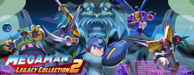 Test de Mega Man Legacy Collection 2