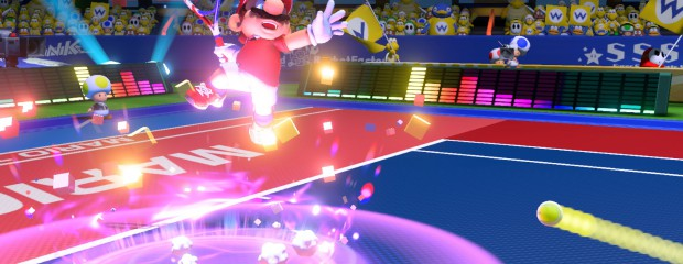 test de Mario Tennis Aces