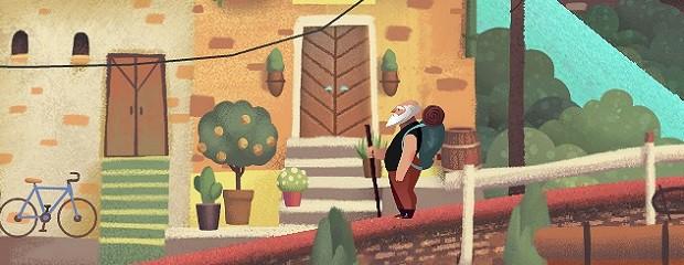 Test de Old Man's Journey