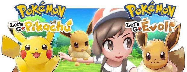 Test de Pokémon : Let's Go Pikachu/Evoli