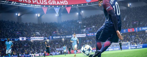 Impressions FIFA 19 (Switch)