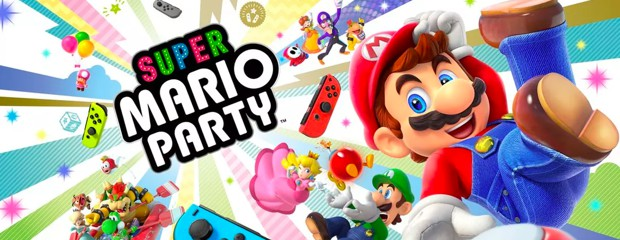 Preview de Super Mario Party
