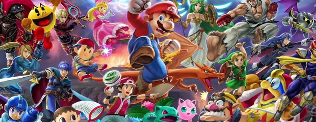 Preview : le mode histoire de Smash Bros Ultimate
