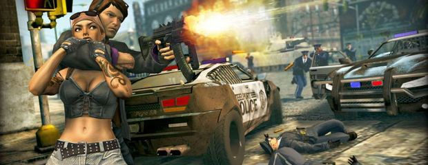 Test de Saints Row: The Third