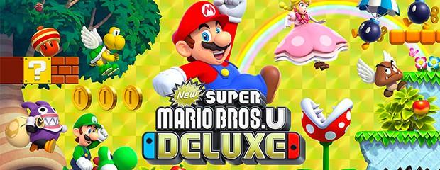 Test de New Super Mario Bros. U Deluxe