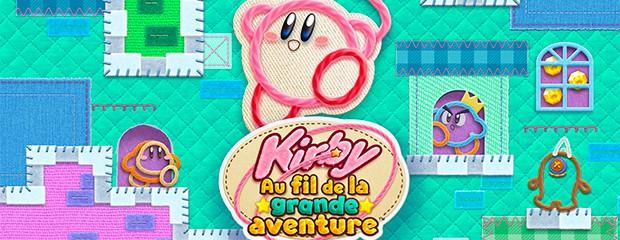 Test de Kirby : Au fil de la grande aventure (3DS)