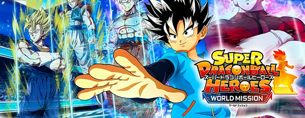 Test de Super Dragon Ball Heroes World Mission