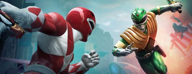 Test de Power Rangers : Battle for the Grid