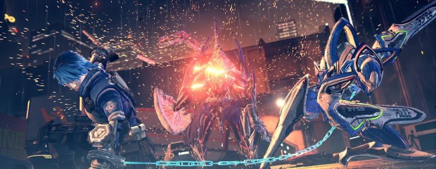 Preview d'Astral Chain