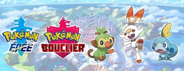 [#NintendoPostE3]<br>Pokémon Epée/Bouclier