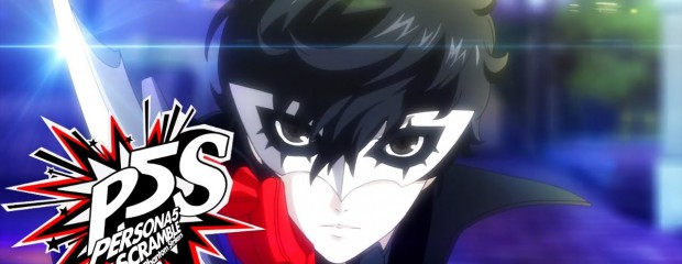 Preview de Persona 5 Strikers