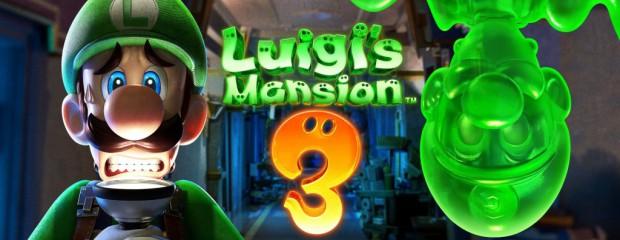 [#NintendoPostE3]<br>Luigi's Mansion 3