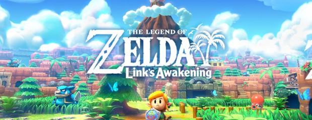 Preview de Zelda: Link's Awakening