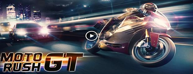 Test de Moto Rush GT