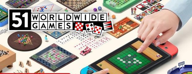 Test de 51 Worldwide Games