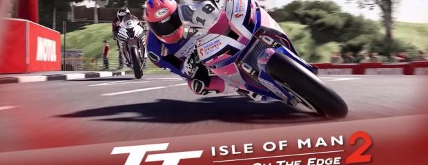 Test de TT Isle of Man 2