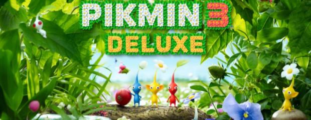 Preview de Pikmin 3 Deluxe