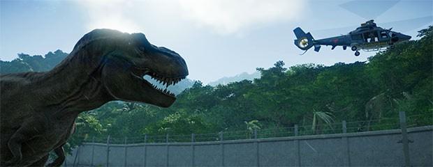 Impressions Jurassic World Evolution