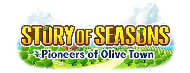 Test Story of Seasons : Pioneers of Olive Town