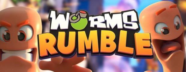 Test de Worms Rumble
