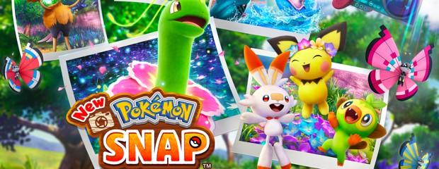 Test de New Pokémon Snap