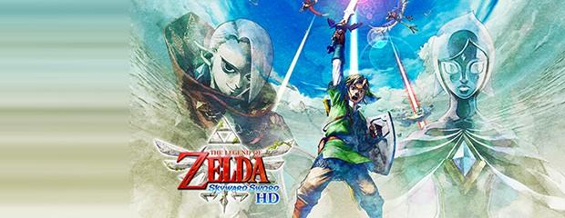 Test de The Legend of Zelda : Skyward Sword HD