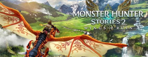 Test de Monster Hunter Stories 2
