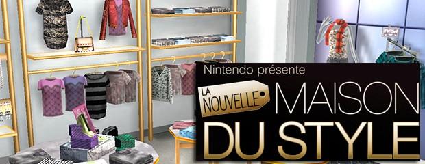Nintendo Pr Sente La Nouvelle Maison Du Style