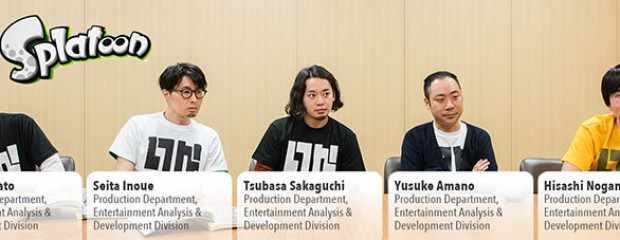 Iwata demande : Splatoon