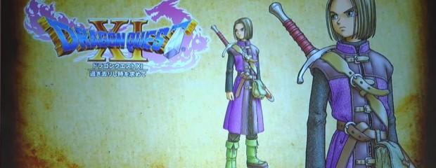 Dragon Quest XI sur NX !