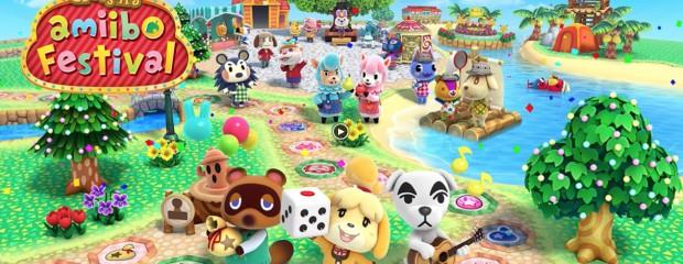 Test Animal Crossing: amiibo Festival