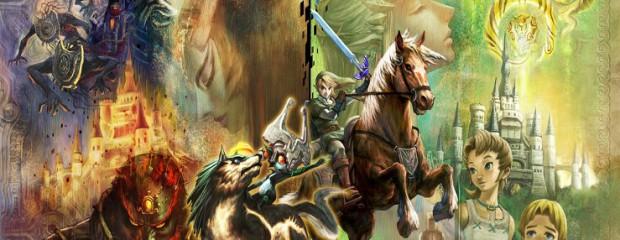 Preview de Zelda Twilight Princess HD